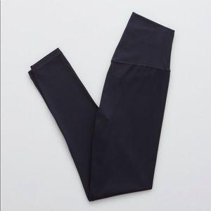 Aerie OFFLINE Goals 7/8 HiRise Leggings Steel Blue